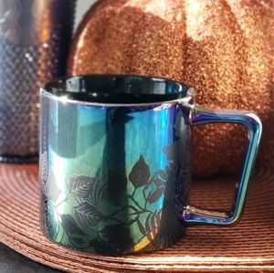 Starbucks Fall 2020 Black Iridescent Coffee Mug